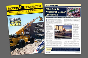Cresset Chemical Co. - Modern Contractor Magazine